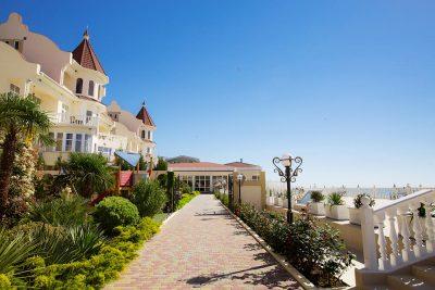 мини гостиниц на черном море