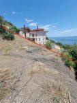Продается видовой участок на берегу моря 15 соток, поселок Семидворье.