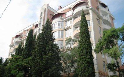 Двухкомнатные квартиры в Ялте