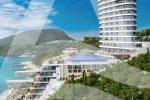 Продаются видовые апартаменты премиум класса на южном Берегу Крыма в пгт. Партенит.