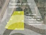 Просторный участок 15 соток в Семидворье в хвойном лесу