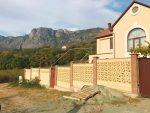 Продается земельный участок 39 с. в с. Лучистое г. Алушта.